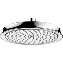 Chrome Showerhead 180 1-Jet, 2.5 GPM