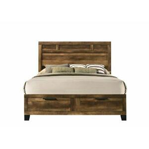 ACME Storage Queen Bed - 28590Q