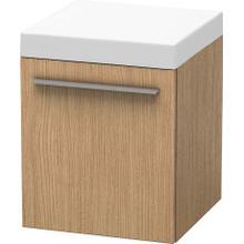 Mobile Storage Unit, European Oak (decor)