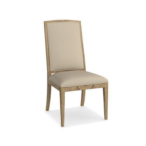 Woodridge Upholstered Back Side Chair