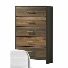 ACME Sheldon Chest - 26206 - Oak & Gray