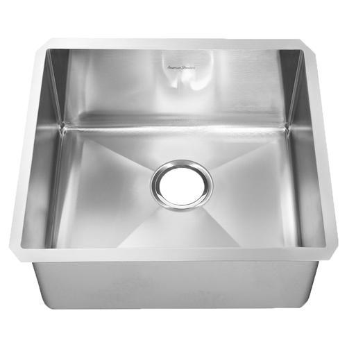 American Standard - Pekoe Extra Deep Undermount 23x18 Single Bowl Kitchen Sink  American Standard - Stainless Steel