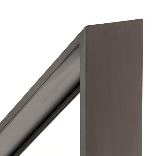 Four Hands - Nero Firewood Storage-coated Gunmetal