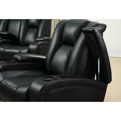 Delange Motion Power Sofa