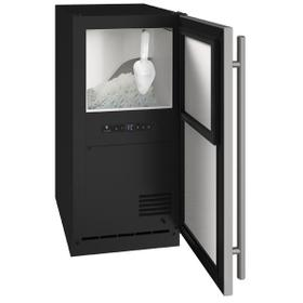 """Anb115 / Anp115 15"""" Nugget Ice Machine With Stainless Solid Finish, Yes (115 V/60 Hz Volts /60 Hz Hz)"""