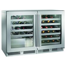 "48"" Double Temperature Wine Reserve"