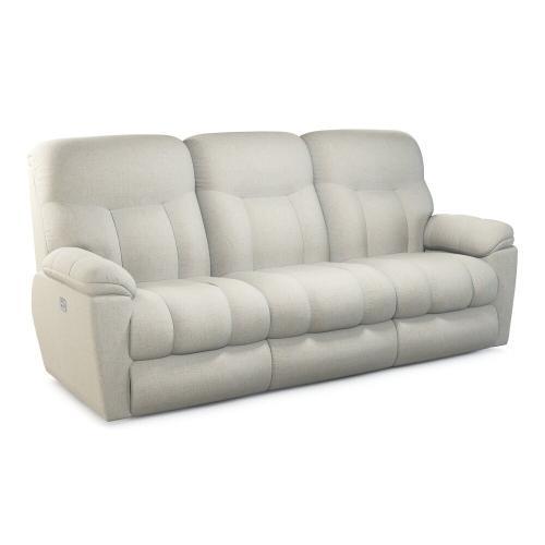 La-Z-Boy - Morrison Power Reclining Sofa w/ Headrest