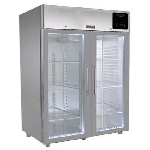 U-Line - 49 Cu Ft Refrigerator With Stainless Frame Finish (115v/60 Hz Volts /60 Hz Hz)