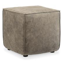 See Details - Quebert Cube Ottoman