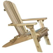 Montana Collection Cedar Adirondack Chair