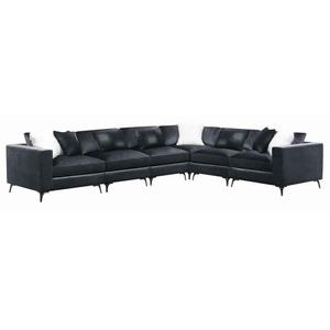 Grey 6PC Sectional