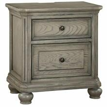 ACME Kiran Nightstand - 22073 - Gray