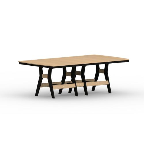 "Harbor 44"" x 96"" Rectangular Table - Dining"