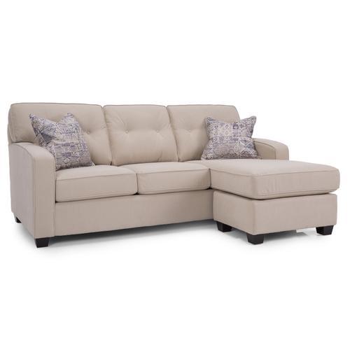2298 Sofa w/chaise
