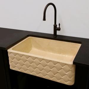 Quilted Apron Farmhouse Sink Product Image