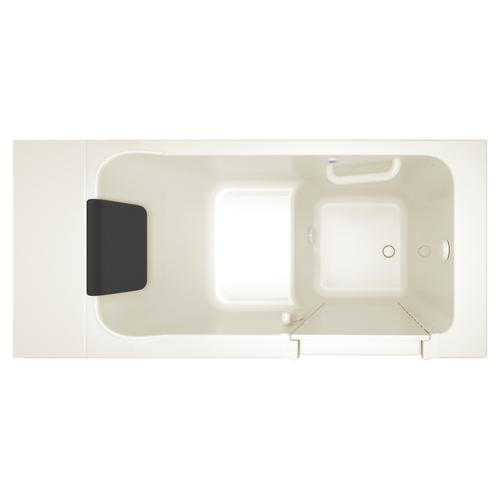 Product Image - Luxury Series 28x48 Walk-in Tub  Right Drain  American Standard - Linen