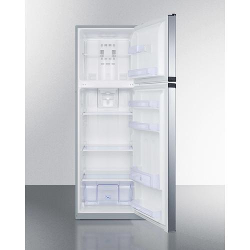 "Summit - 22"" Wide Top Mount Refrigerator-freezer"