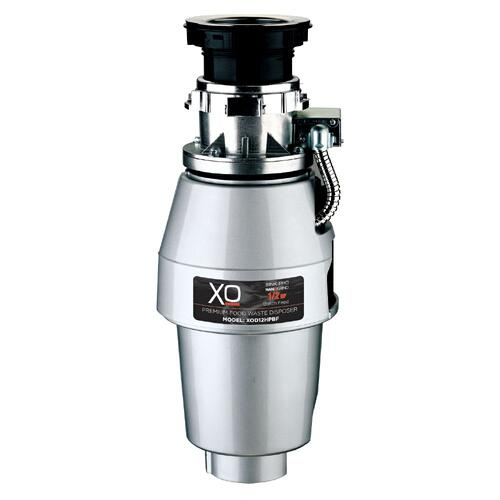 View Product - 1/2 HP 5 Year Warranty, Batch Feed waste disposer