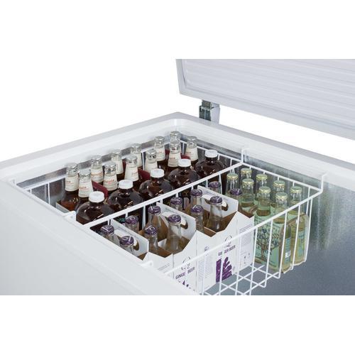Summit - 17 CU.FT. Chest Refrigerator