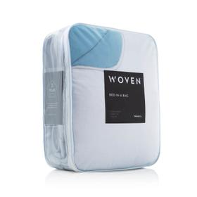 Reversible Bed in a Bag Full White