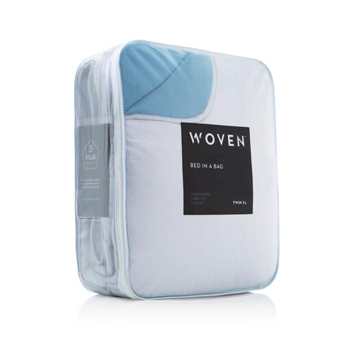 Reversible Bed in a Bag Twin White