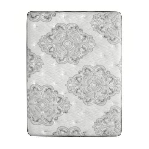 Beautyrest - Platinum - Hybrid - Agatha - Luxury Firm - Pillow Top - Full