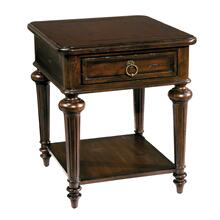 943709CP Charleston Place Lamp Table