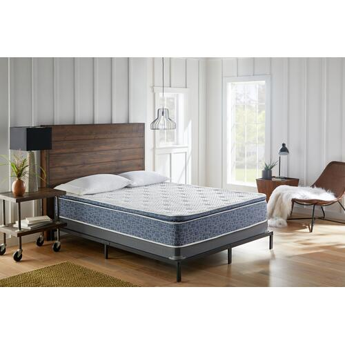 "American Bedding 10"" Medium Pillow Top Mattress in Box, King"