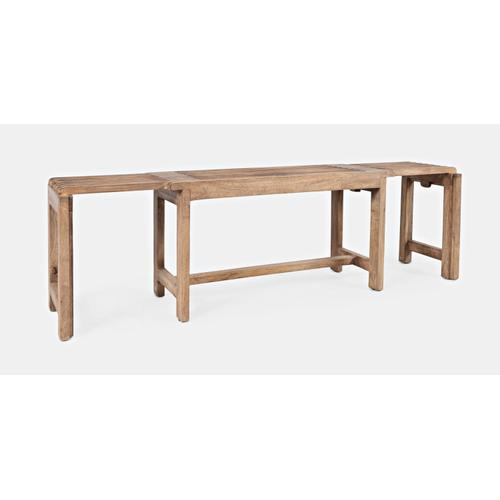 Bradford Extendable Bench