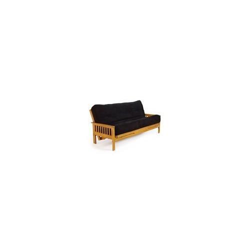 Night and Day Furniture - Trinity in Honey Oak Finish