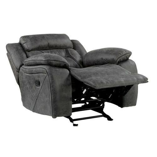 Homelegance - Glider Reclining Chair