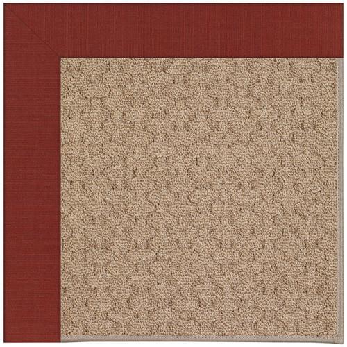 Creative Concepts-Grassy Mtn. Dupione Henna Machine Tufted Rugs