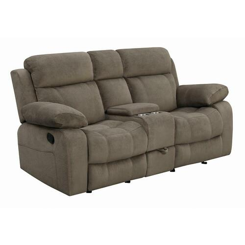 Myleene Brown Reclining Loveseat