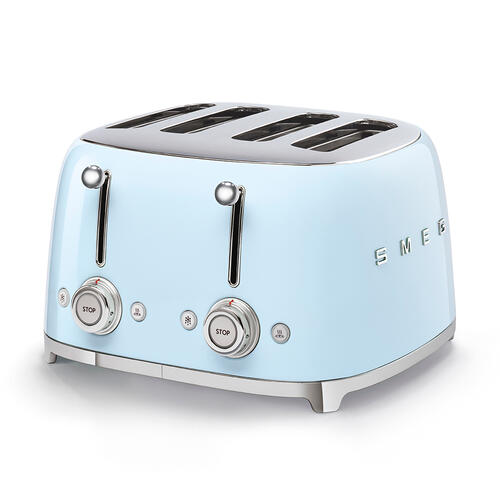Smeg - Toaster Pastel blue TSF03PBUS