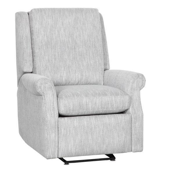 Senior Living Solutions Roll Arm Power Wall Hugger Recliner