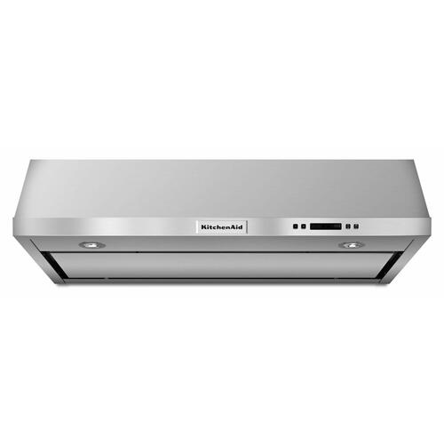 KitchenAid - 36'' Under-the-Cabinet, 4-Speed System - Stainless Steel