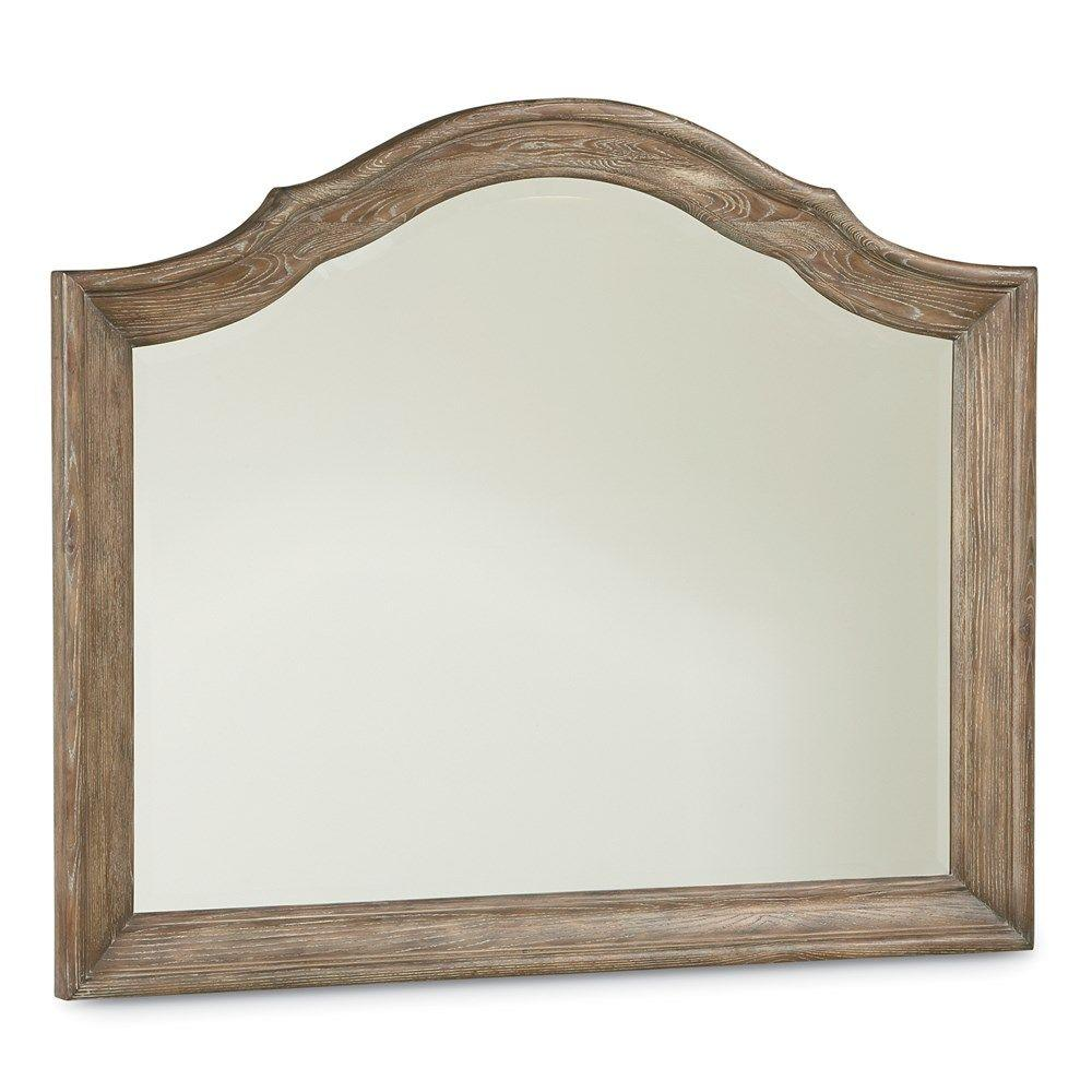 See Details - French Mirror