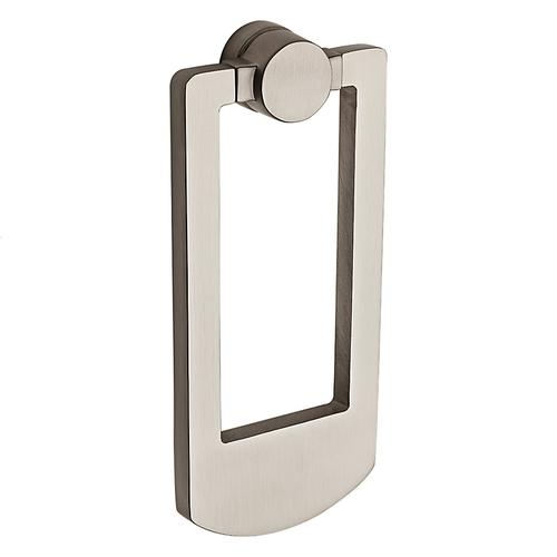 Satin Nickel BR7002 Contemporary Knocker