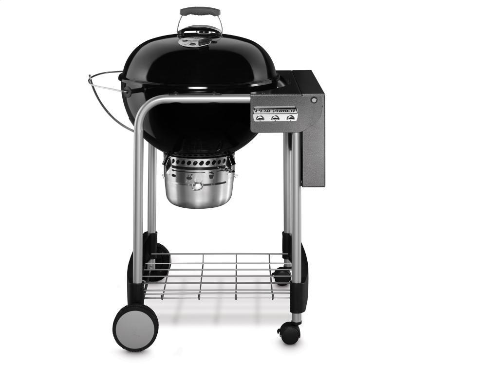 PERFORMER® CHARCOAL GRILL - 22 INCH BLACK Photo #2