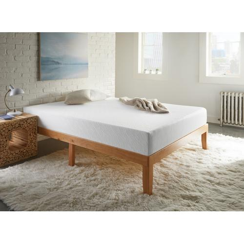"SLEEPINC. 8"" Medium Firm Memory Foam Mattress in Box, Twin"