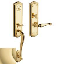 View Product - Non-Lacquered Brass Bethpage 3/4 Escutcheon Trim