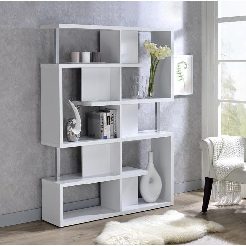 Oleisa Bookshelf, White