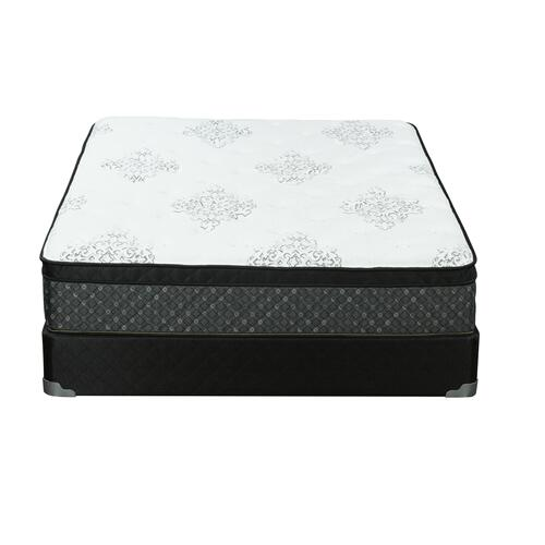 "Renue Performance 12"" Revive Medium Euro Top Mattress, Twin XL"