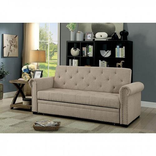 Furniture of America - Iona Futon Sofa