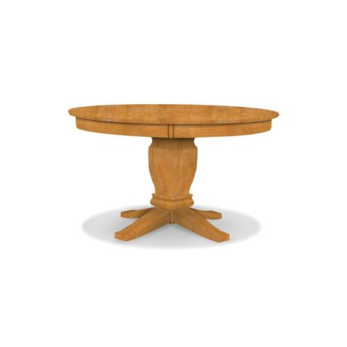 Round Pedestal Table (top only) / Java Pedestal