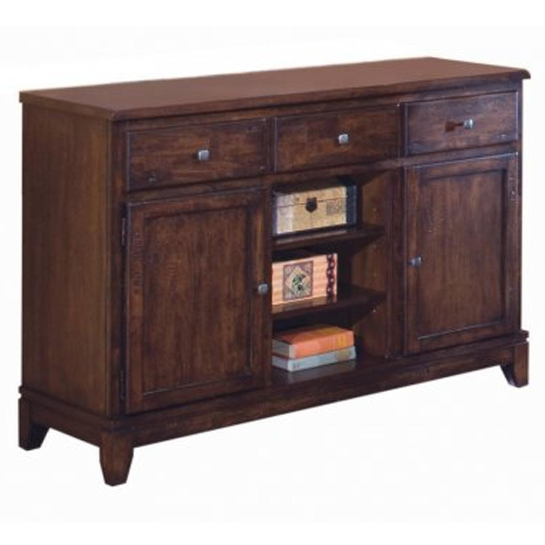 Intercon FurnitureKona Sideboard  Raisin