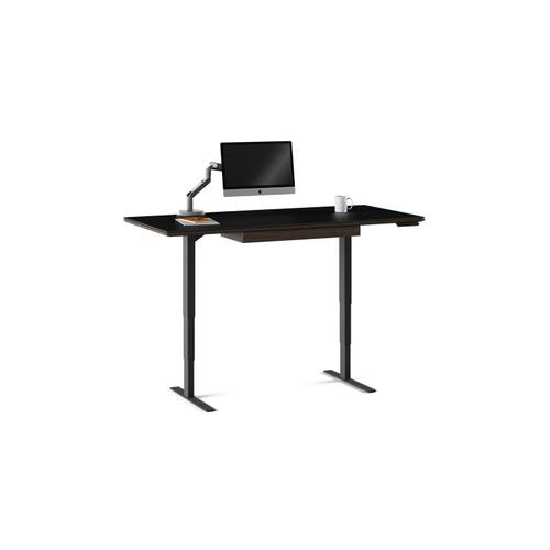 """BDI Furniture - Sequel 20 6152 Standing Desk  66""""x30"""" in Charcoal Stained Ash"""