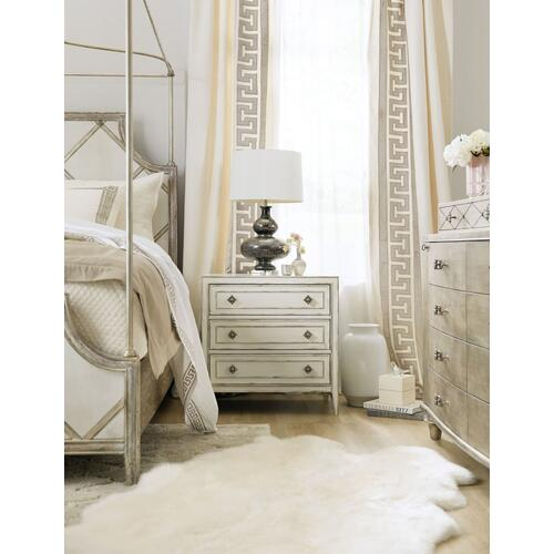 Bedroom Sanctuary Anastasie Nightstand