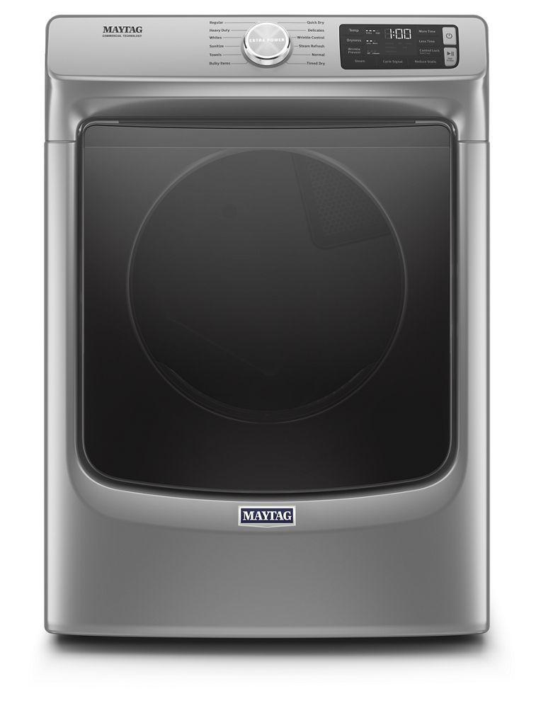 MaytagFront Load Gas Dryer With Extra Power And Quick Dry Cycle - 7.3 Cu. Ft.