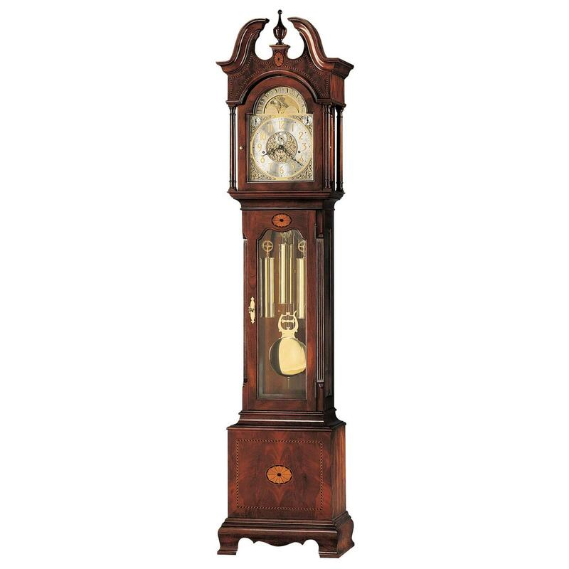 Howard Miller Taylor Wooden Floor Clock 610648